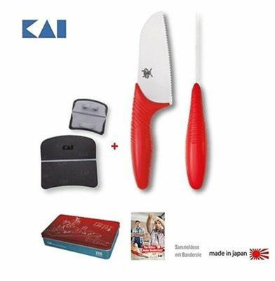 Coltello da cucina Junior Kai Art.TMJ-1000
