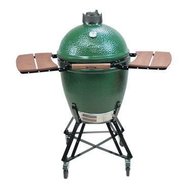 Mensole doppie per Big Green Egg Art.BGE EMM-2