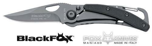 Coltello serramanico Black Fox Art. BF-434 G10