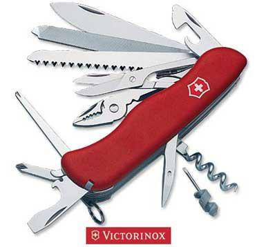 Victorinox Coltello Multiuso WorkChamp 0.9064