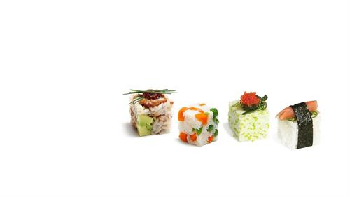 Rice Cubo - stampo per sushi RC01