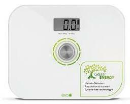 Bilancia pesapersone digitale senza batterie Green Energy 033699