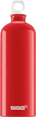 Sigg Fabulous Red bottiglia borraccia ml. 0,6 rossa SI TC60.08