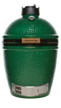 Barbecue a carbone Big Green Egg diametro 38 cm. BGE AMHD